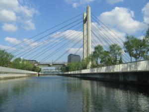 新田橋と木場公園大橋 建設費の差はいくら?