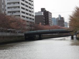 大横川・巴橋